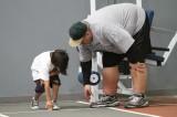 Coach Cheek: Big Guy. BIGGER HEART